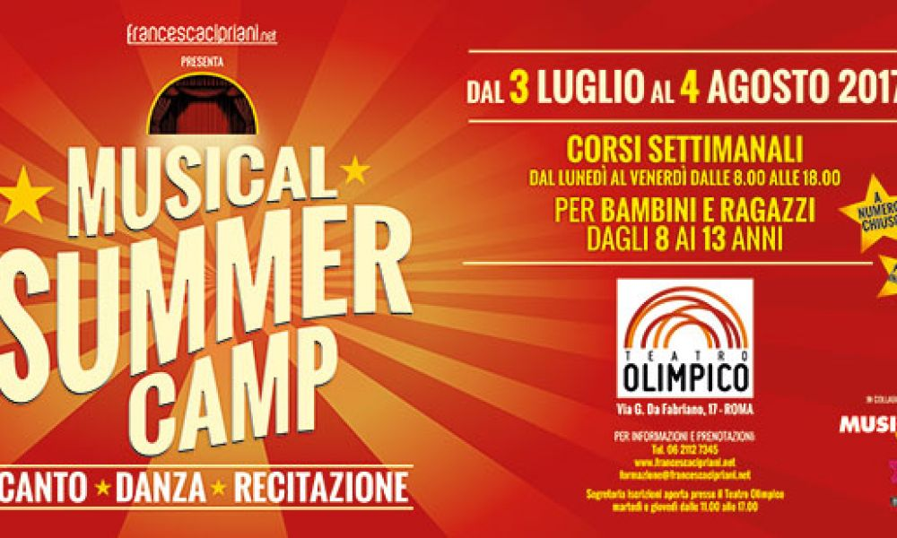 Musical summer camp